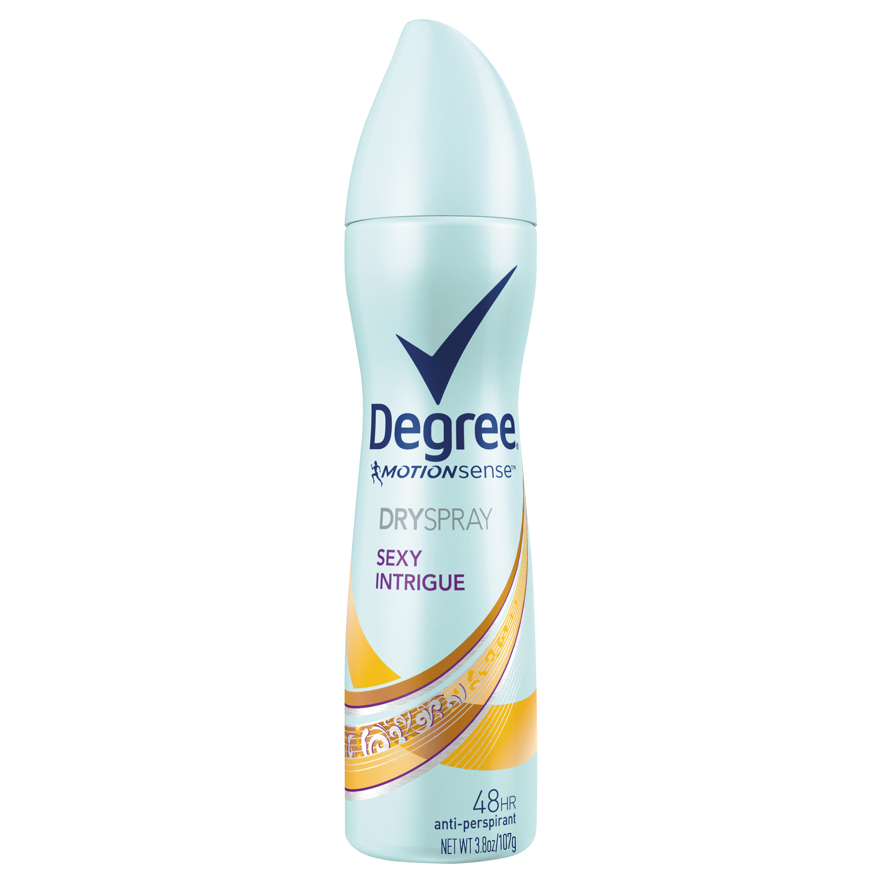 Degree motionsense deodorant sexy intrigue