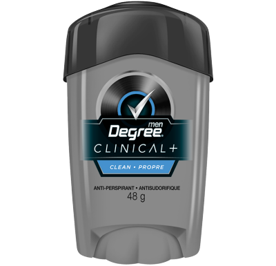 Degree Men® Clinical PRO Clean Antiperspirant 48g